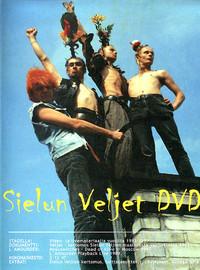 Sielun Veljet DVD (DVD, Poko Rekords, 2002)